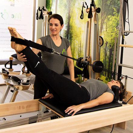 Pilates Estudio (Máquinas)