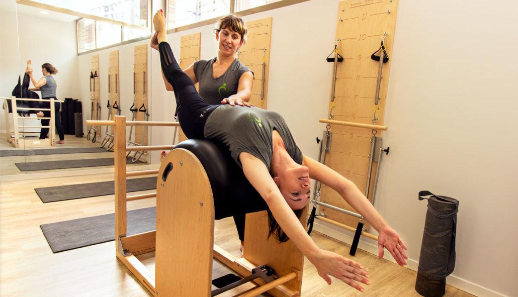 Stretching Active ( Estiramientos Activos)